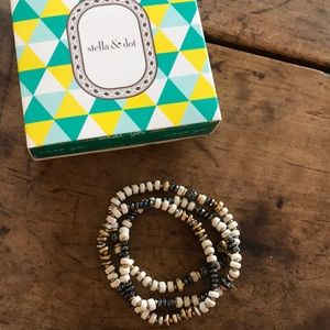 Stella & Dot Bracelet Stack